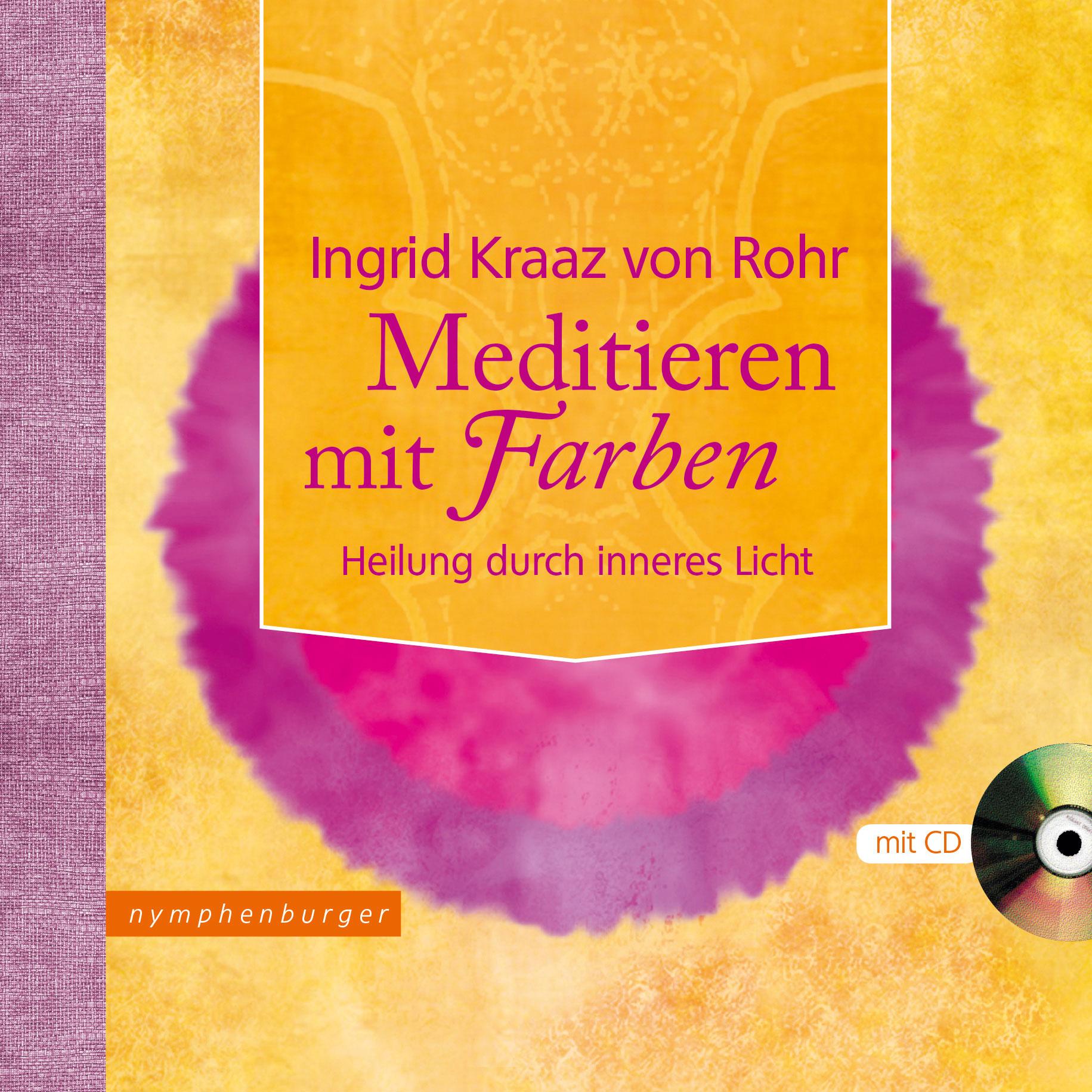Produktdetails Buch - Meditieren mit Farben: Buchverlage ...