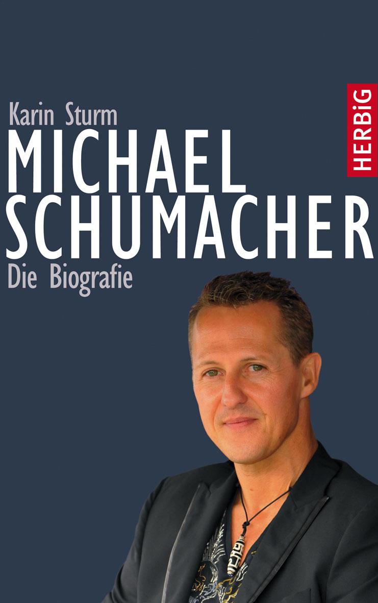 Produktdetails Buch Michael Schumacher Die Biografie Buchverlage